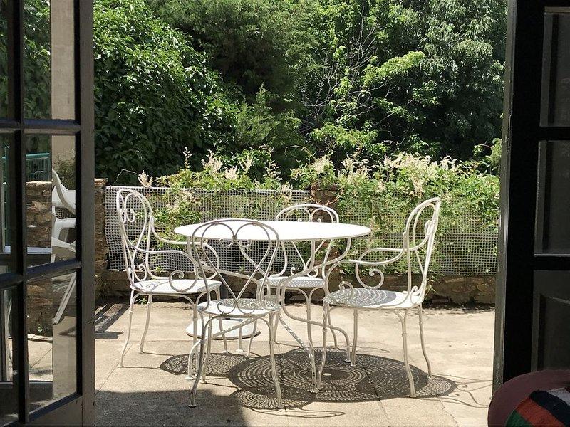 Jolie maison de village a Sorède a proxArgelès/mer Pyrénées Orientales,, holiday rental in Saint Genis des Fontaines