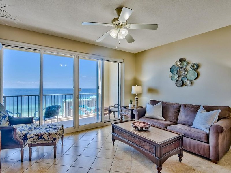 #1 Rated Most Popular 1Br in Ariel Dunes -- Unbelievable Views & Value, holiday rental in Miramar Beach