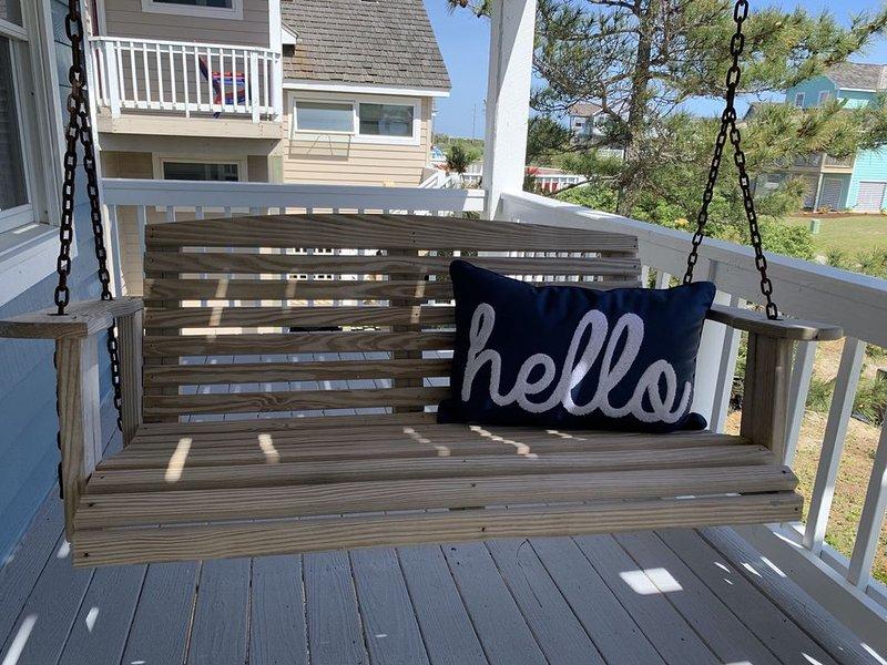 Relaxing Oceanside Retreat with Hot Tub!, alquiler de vacaciones en Nags Head