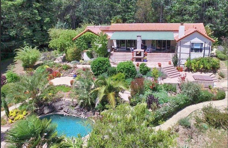 Private Estate, vacation rental in Morgan Hill