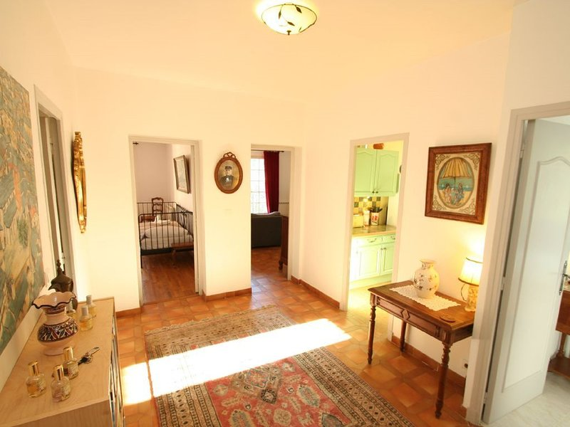 Olive Grove Apartment  with **Large Heated Pool**, holiday rental in Greolieres