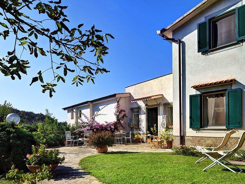 Casa Turiello  Amalfi Coast, holiday rental in Schiazzano