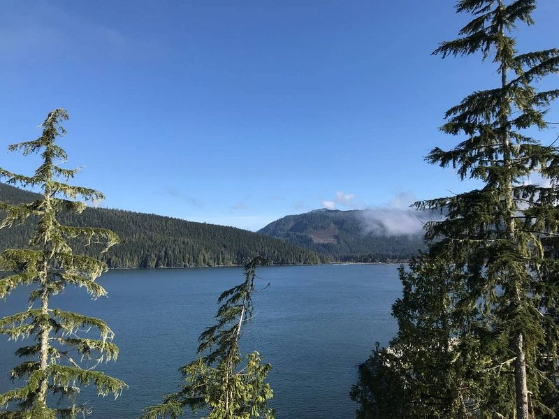 #218 - Cedar Peaks Cottage, holiday rental in Port Renfrew