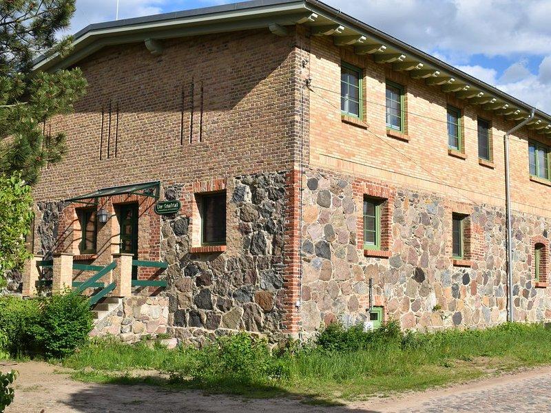 Natur pur mit allem Komfort, viel Platz, großem Garten und Badeseen in der Nähe, location de vacances à Schmargendorf