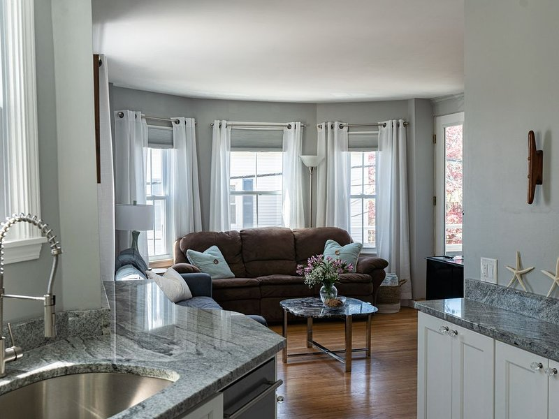 Downtown Newport Luxury on Thames, 2BR, Sleeps 7 - Walk to Everything, aluguéis de temporada em Newport