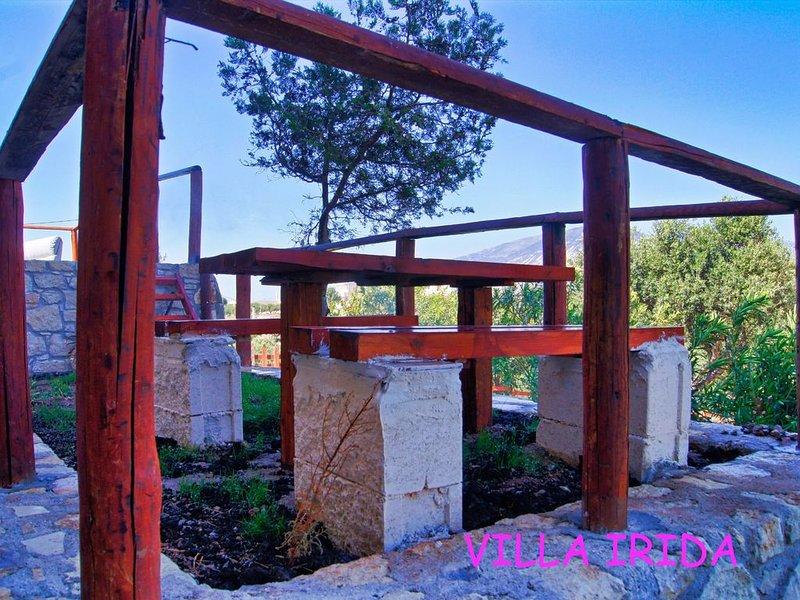 Irida traditional house, vakantiewoning in Elafonissi