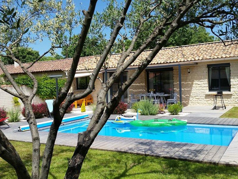 La maison du bien-être, vacation rental in Carpentras