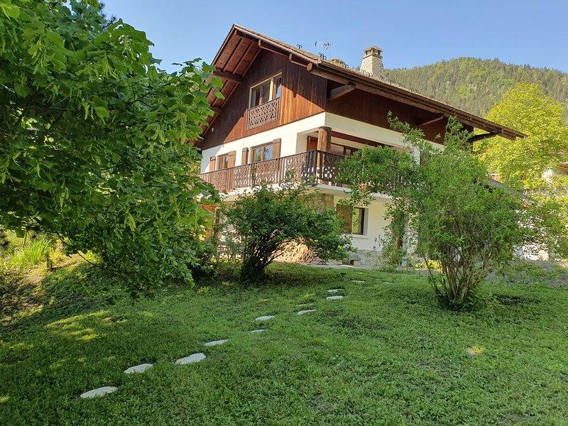 Chalet de montagne Val d'Abondance-Portes du Soleil, holiday rental in Vacheresse