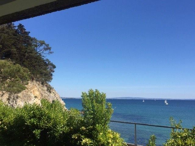 appartement avec grande terrasse vue mer, vacation rental in Morgat