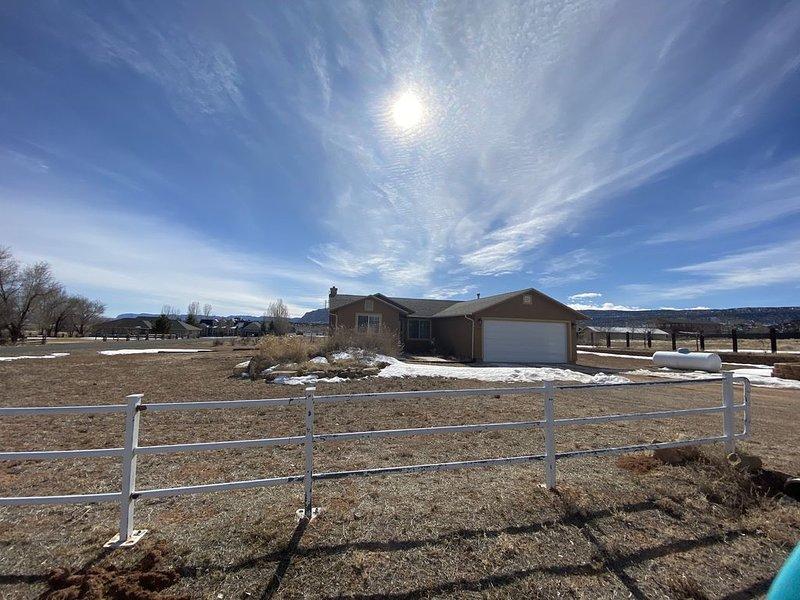 Two Bit Ranch House, alquiler vacacional en Boulder