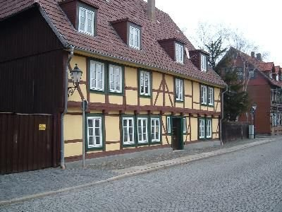 Ferienwohnung Wernigerode für 2 - 3 Personen mit 1 Schlafzimmer - Ferienwohnung, alquiler de vacaciones en Wernigerode