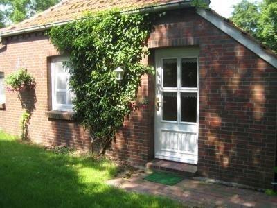 Ferienhaus Buttforde für 1 - 4 Personen mit 2 Schlafzimmern - Ferienhaus, location de vacances à Wittmund