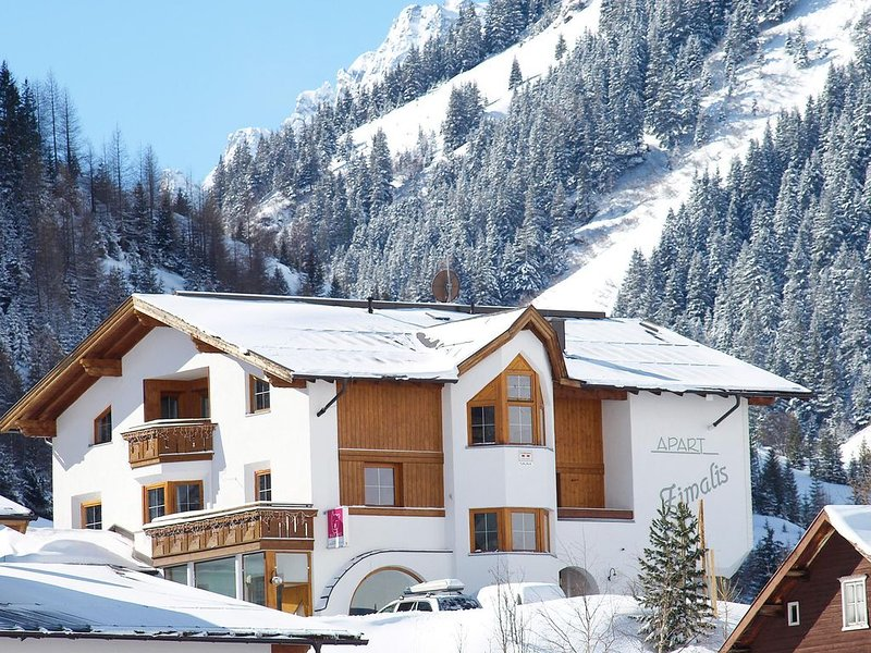 Ferienwohnung Galtür für 1 - 4 Personen mit 1 Schlafzimmer - Ferienwohnung, holiday rental in Galtür