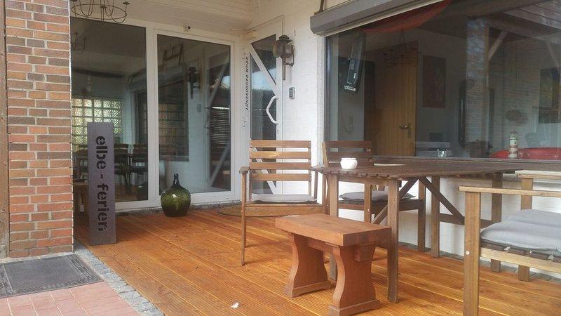 Ferienwohnung Tespe für 1 - 6 Personen mit 3 Schlafzimmern - Ferienwohnung, alquiler de vacaciones en Bleckede