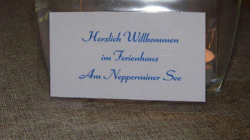 Ferienhaus Neppermin für 1 - 4 Personen mit 1 Schlafzimmer - Ferienhaus, holiday rental in Katschow