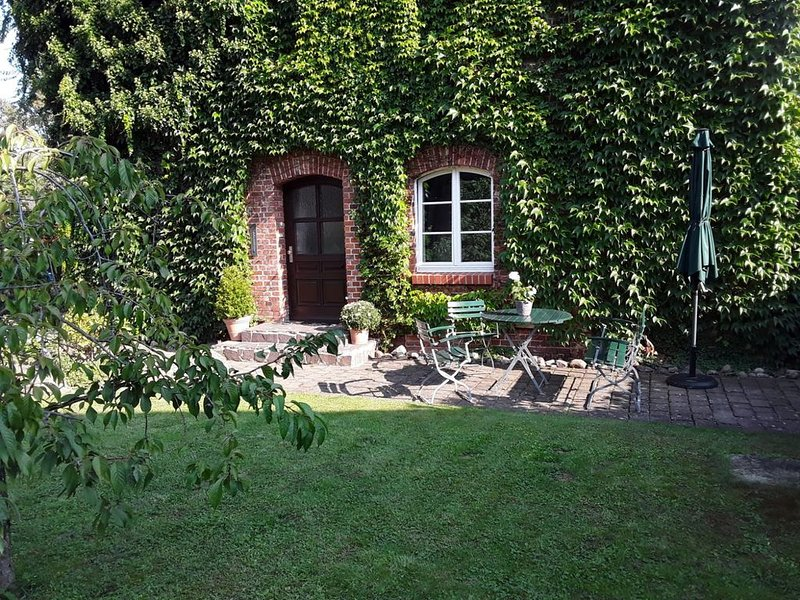 Ferienwohnung Ferchesar für 1 - 2 Personen mit 1 Schlafzimmer - Ferienwohnung, aluguéis de temporada em Havelberg