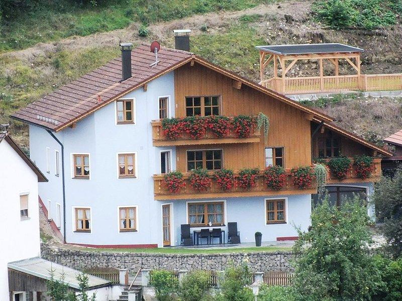Ferienwohnung Breitenbrunn für 1 - 4 Personen mit 2 Schlafzimmern - Ferienwohnun, casa vacanza a Essing