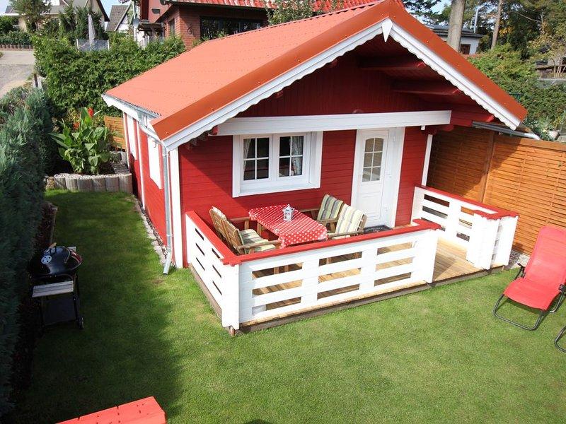 Ferienhaus Plau am See für 1 - 4 Personen mit 1 Schlafzimmer - Ferienhaus, holiday rental in Krakow am See