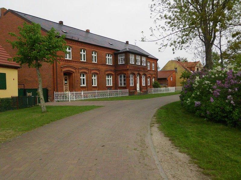 Ferienwohnung Legde für 1 - 6 Personen mit 3 Schlafzimmern - Ferienwohnung, aluguéis de temporada em Havelberg