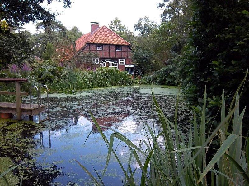Ferienwohnung Jade für 1 - 3 Personen mit 1 Schlafzimmer - Ferienwohnung, holiday rental in Schweiburg