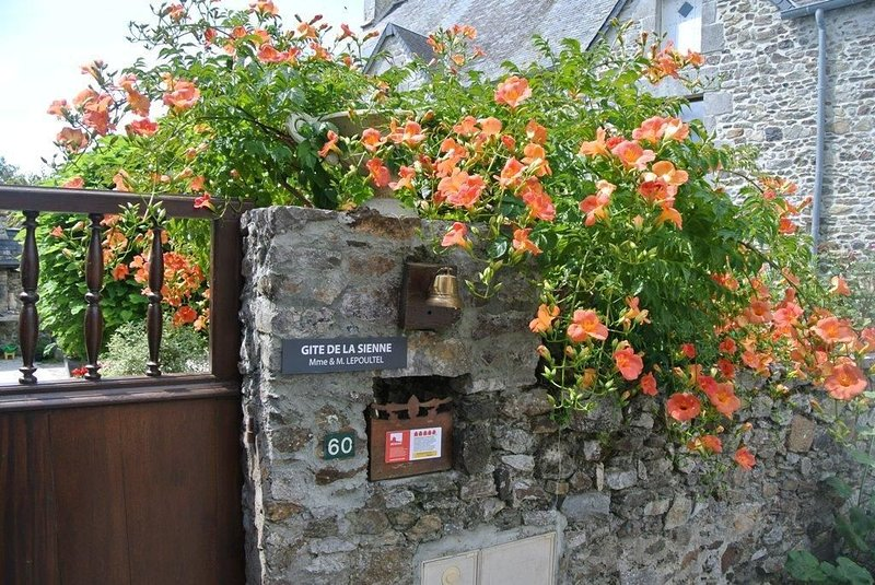 Ferienhaus Heugueville sur Sienne für 1 - 4 Personen mit 2 Schlafzimmern - Ferie, location de vacances à Quettreville-sur-Sienne