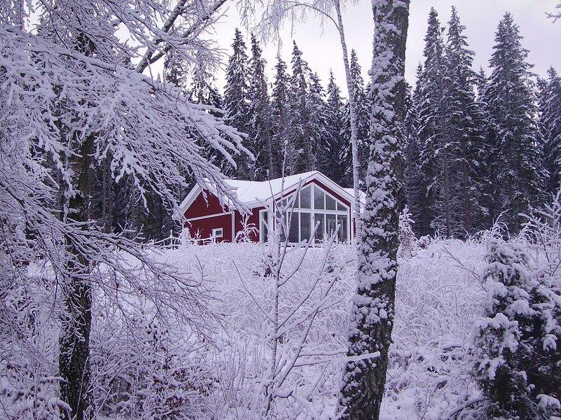 Ferienhaus Tingsryd für 1 - 6 Personen mit 3 Schlafzimmern - Ferienhaus, alquiler vacacional en Eringsboda