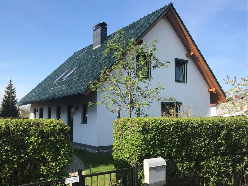Ferienhaus Bansin für 1 - 4 Personen mit 2 Schlafzimmern - Ferienhaus, holiday rental in Seebad Bansin