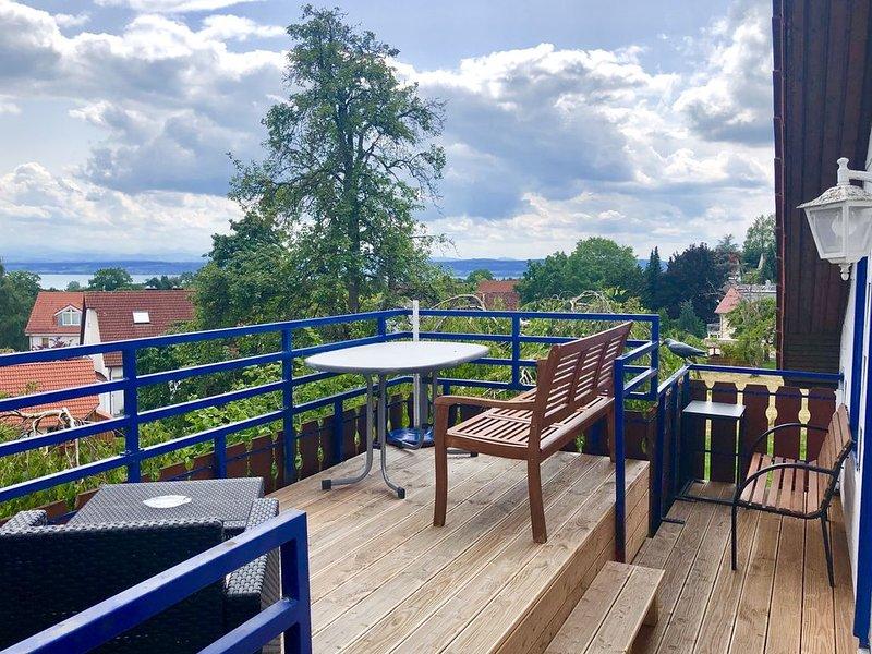 Ferienhaus Meersburg für 1 - 7 Personen mit 3 Schlafzimmern - Ferienhaus, location de vacances à Grasbeuren