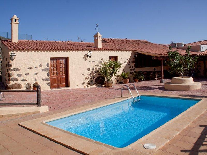 Ferienhaus Vega de San Mateo für 1 - 5 Personen mit 2 Schlafzimmern - Ferienhaus, holiday rental in Pino Santo Alto