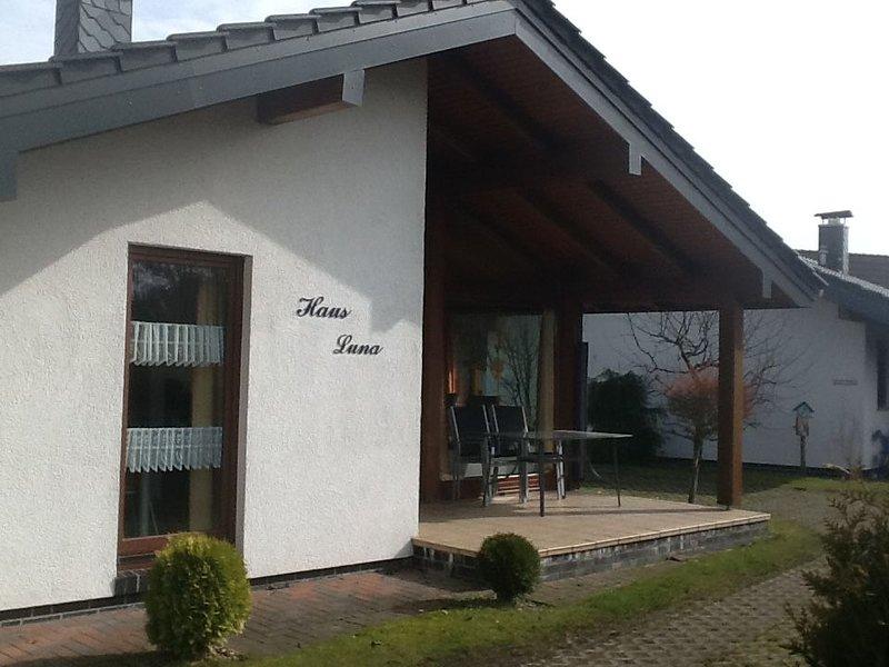 Ferienhaus Burhave für 1 - 4 Personen mit 2 Schlafzimmern - Ferienhaus, casa vacanza a Burhave