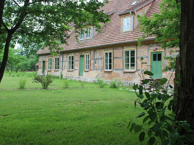 Ferienwohnung Petschow für 1 - 3 Personen mit 1 Schlafzimmer - Ferienwohnung, holiday rental in Roggentin