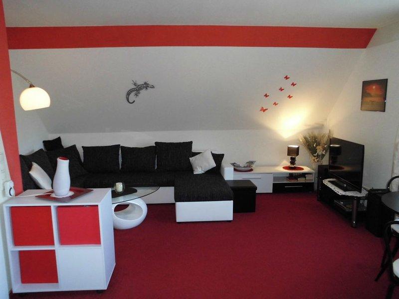 Ferienwohnung Bunsoh für 1 - 4 Personen mit 2 Schlafzimmern - Ferienwohnung, vacation rental in Neuendorf-Sachsenbande