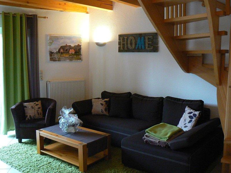 Ferienhaus Altfunnixsiel für 1 - 4 Personen mit 2 Schlafzimmern - Ferienhaus, location de vacances à Neuharlingersiel