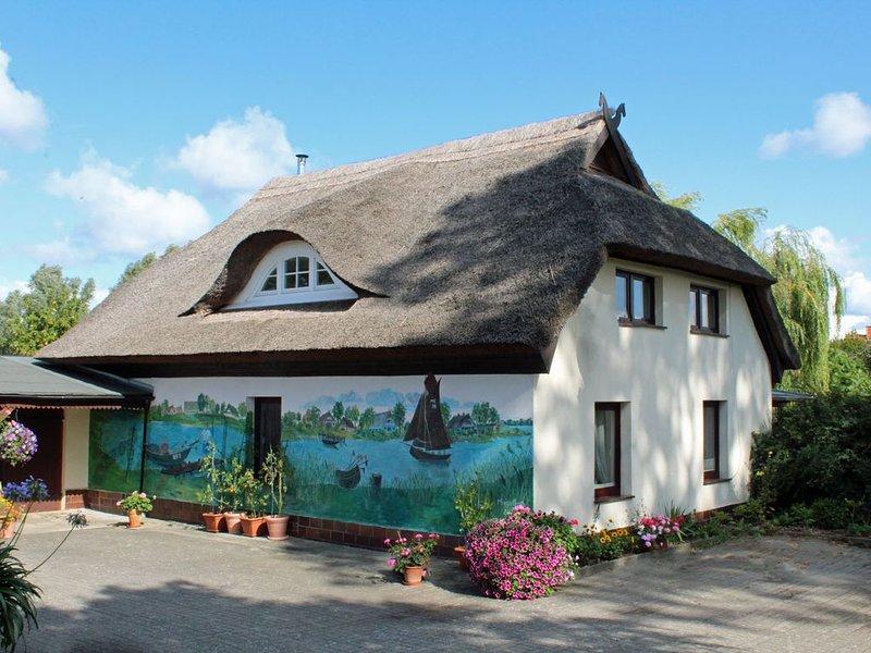 Zur Alten Boddenfischerei, casa vacanza a Hessenburg