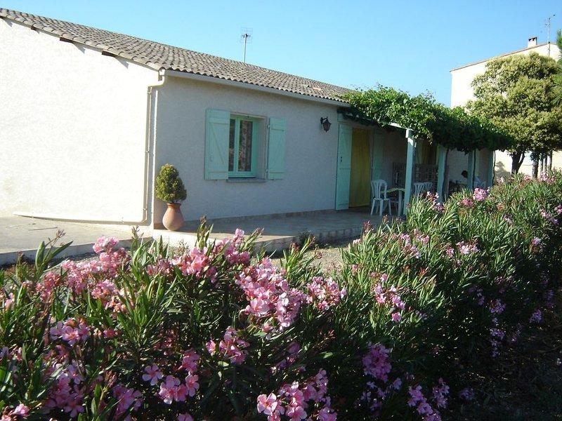 gites 'Le mercadier', vacation rental in Usclas-d'Herault