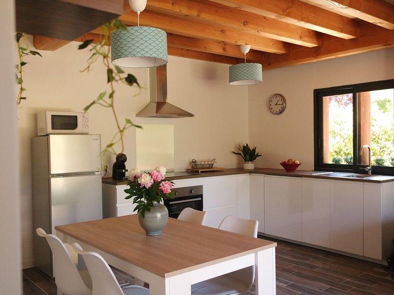 La p'tite bergerie Meyrals -  maison esprit LOFT - Périgord noir - 3 étoiles, casa vacanza a Saint-Cyprien
