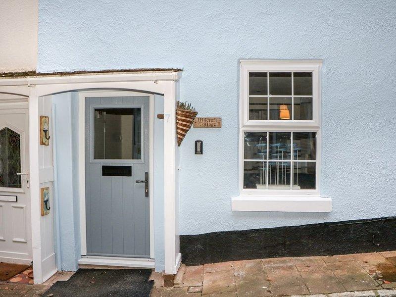 Hillcroft Cottage, TEIGNMOUTH, holiday rental in Shaldon