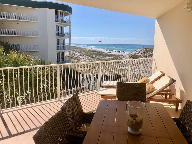 Dunes of Seagrove, B204 - Directly on 30A's Fabulous Beaches - Amazing Amenities, holiday rental in Seagrove Beach