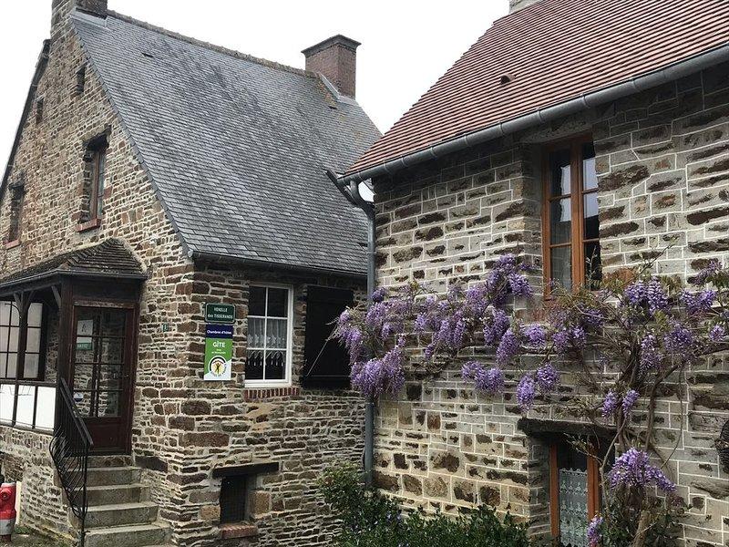 Gîte à la semaine ou à la nuitée Pont D'ouilly -Clécy  Suisse normande -, vacation rental in La Foret-Auvray