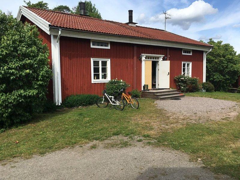 17 th century farm, in lovely Värmland, vacation rental in Kristinehamn