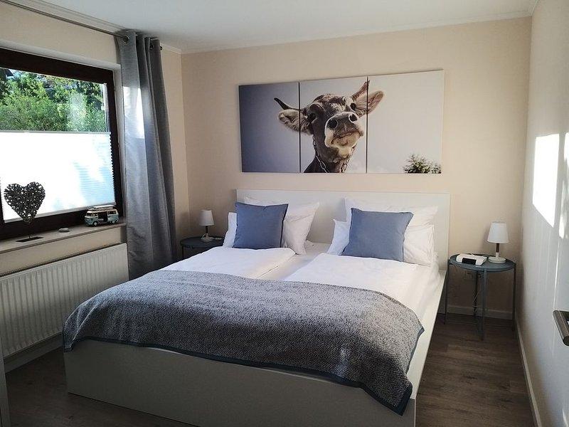 Auszeit Morsbach, zentral, ruhig, mit Fernsicht, alquiler de vacaciones en Bettingen