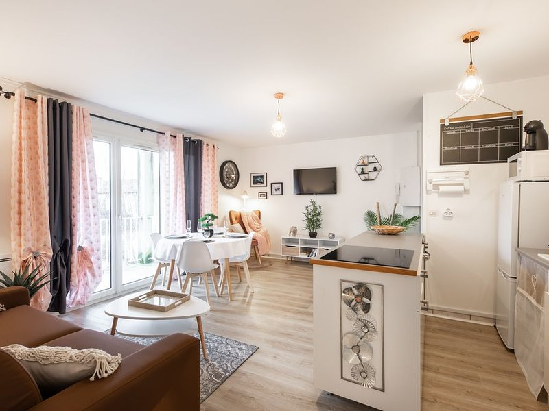 ✨Cosy T2 proche Disneyland Paris ✨, holiday rental in Meaux