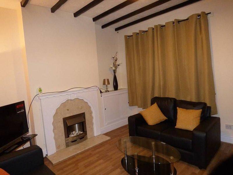 Loscoe House Summary:, holiday rental in Swanwick