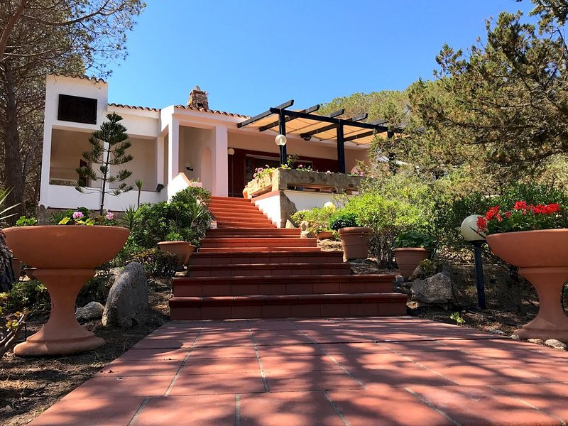 Villa La Maddalena. – semesterbostad i Moneta