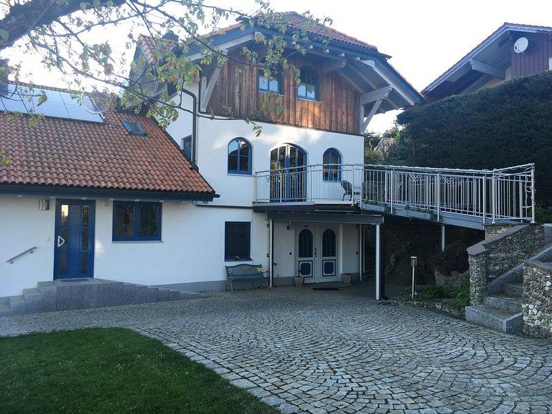 Ferienwohnung Neureichenau für 1 - 2 Personen mit 1 Schlafzimmer - Ferienwohnung, alquiler de vacaciones en Strazny