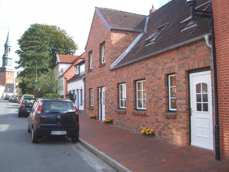 Ferienwohnung Tönning für 2 - 4 Personen mit 2 Schlafzimmern - Ferienwohnung, location de vacances à Vollerwiek