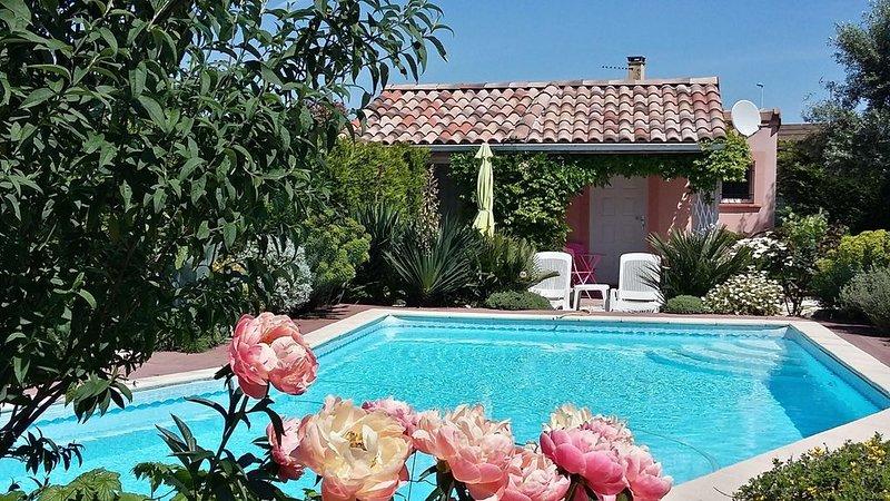 Ferienhaus Colomiers für 1 - 3 Personen mit 1 Schlafzimmer - Ferienhaus, holiday rental in Aussonne