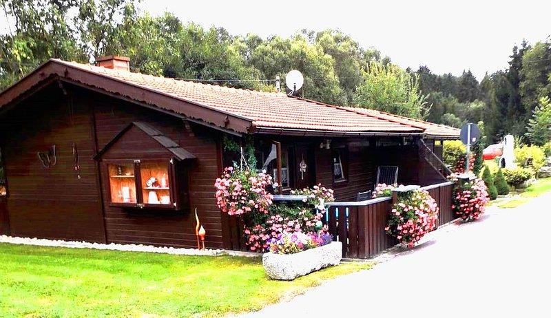 Ferienhaus Eppenschlag für 1 - 4 Personen mit 2 Schlafzimmern - Ferienhaus, holiday rental in Spiegelau