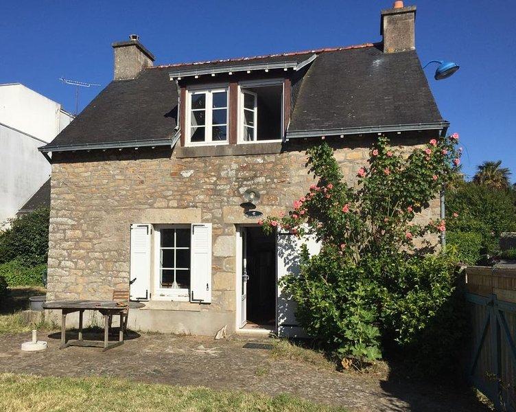 Maison de pêcheur en pierre, holiday rental in Ile-aux-Moines