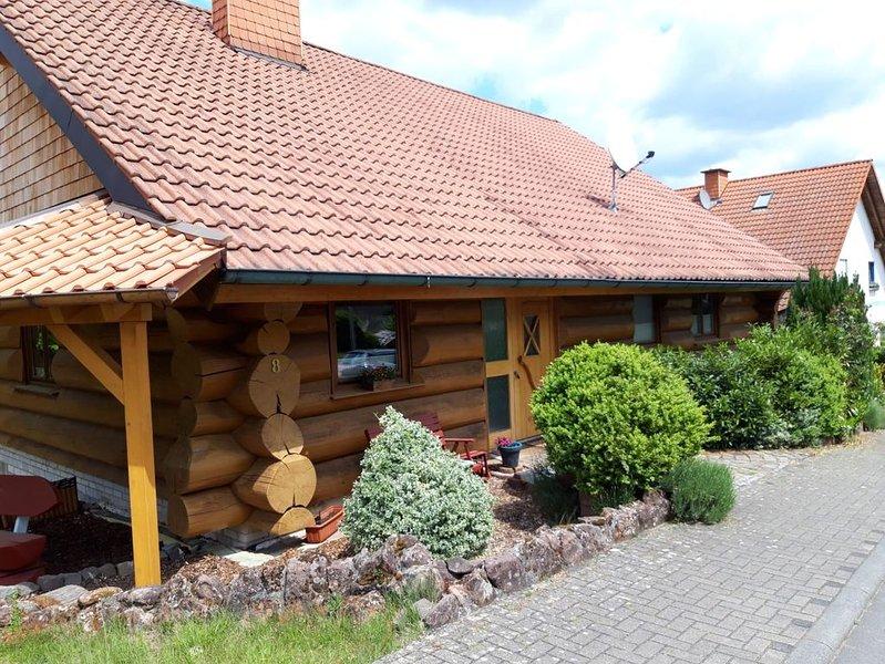 Ferienwohnung im Herzen des Pfälzer Waldes, vacation rental in Kaiserslautern